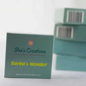 Barba's wonder organic soap