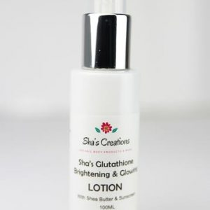 Glutathione Brightening and Glowing Lotion 100ML